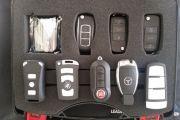 Riproduzione chiavi e radiocomandi auto e moto